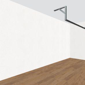 707 County Road, Basement 5 inch wall Interior Design Render