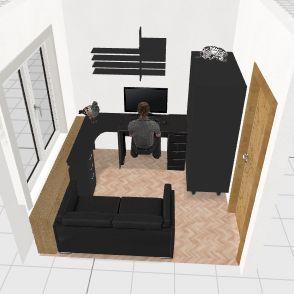 propokojinny Interior Design Render