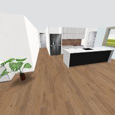 FARM HOUSE RENOVATION Interior Design Render