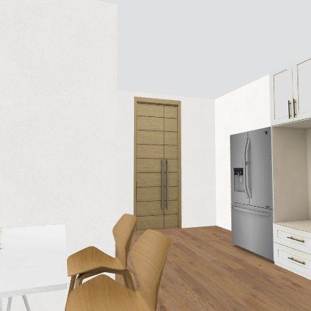 Taak technniek Interior Design Render