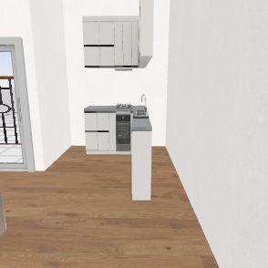 apartamento 202 Interior Design Render