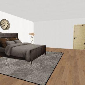 abby's house Interior Design Render