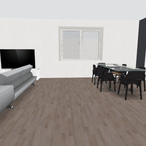 muj Interior Design Render