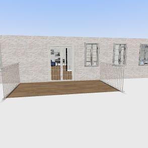Math Project Interior Design Render