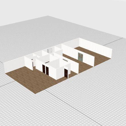 123 E. Young Interior Design Render