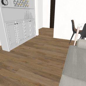 Asystent teraz Interior Design Render