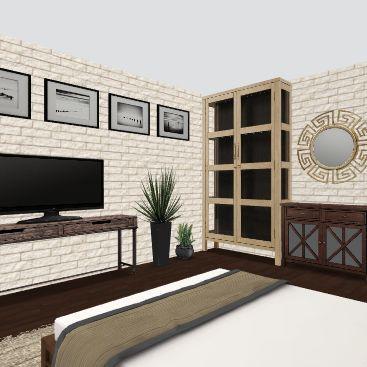 room different Interior Design Render