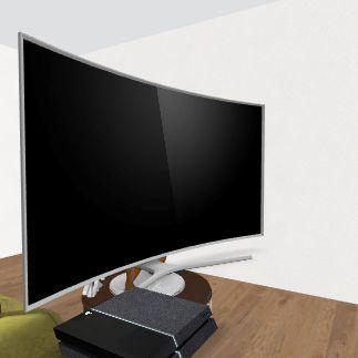 rrrr Interior Design Render