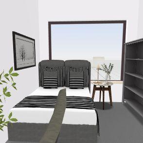 bedroom re design Interior Design Render