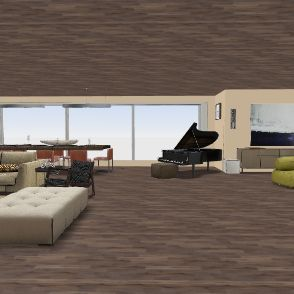 mi Interior Design Render
