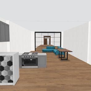 Casa Verde P1 V6 Interior Design Render