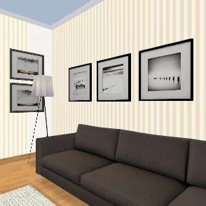 House 2014 Interior Design Render
