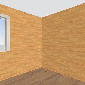 дом 1 эт. каркас 2 Interior Design Render