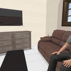 addition v8 Interior Design Render