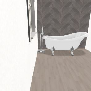 Model house 101 Interior Design Render