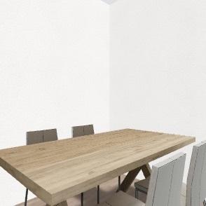 Casa Monza2 Interior Design Render