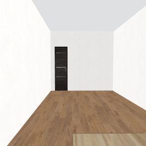 planta casa  Interior Design Render