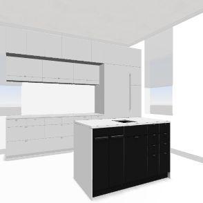 Hung's house Interior Design Render