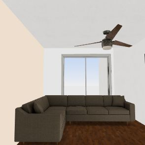 Kate Patterson Interior Design Render