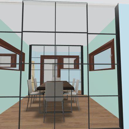 Office 5 Interior Design Render