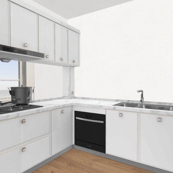 fixer upperrrrr  Interior Design Render