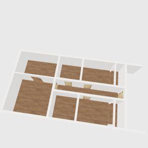 temp Interior Design Render