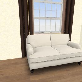 Tanya&Vitaly Interior Design Render