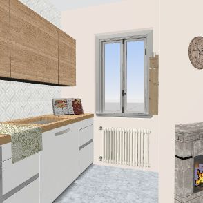 ROB HOME! Interior Design Render