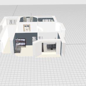 002 interior decoration rendering design for Homestyler italiano