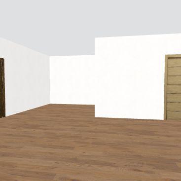 2nd Flour Interior Design Render