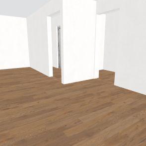 мечта кухня Interior Design Render
