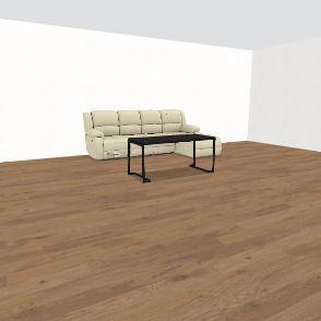 de manshin Interior Design Render