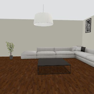 trab 1 Interior Design Render