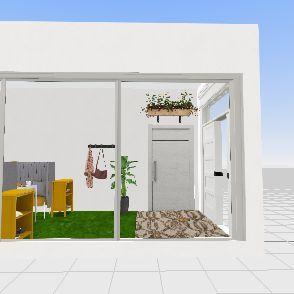 Dovely Complex Interior Design Render