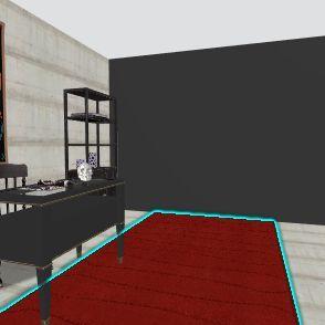 hallween Interior Design Render