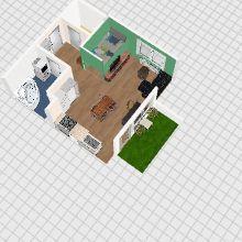 Pastellvägen Interior Design Render