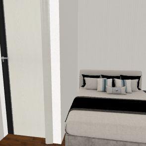 isha room 1 Interior Design Render