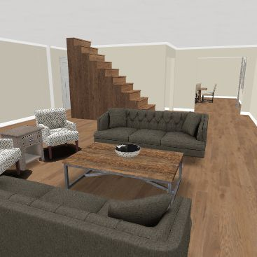 BEST LENHART Interior Design Render