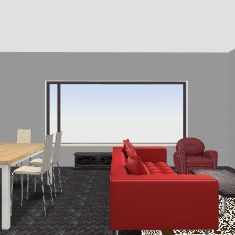 Taverna 2 Interior Design Render