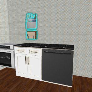 CARL HOUSE Interior Design Render