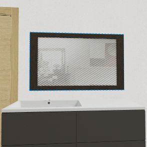 House n°2 Interior Design Render
