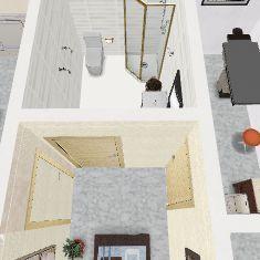 Cosmetic center  Interior Design Render