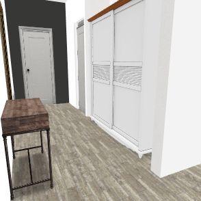 LA RODE Interior Design Render