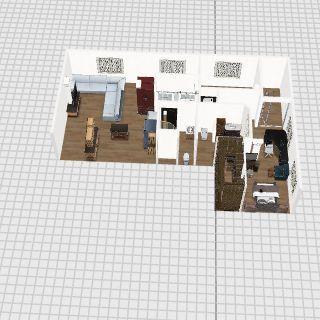 suha Interior Design Render