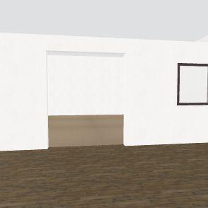 Eleven Shop Interior Design Render