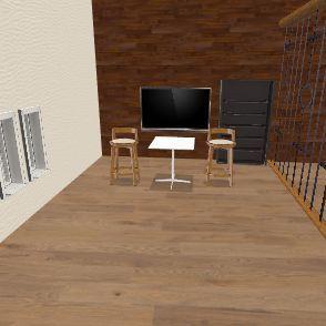 pojok 2 Interior Design Render