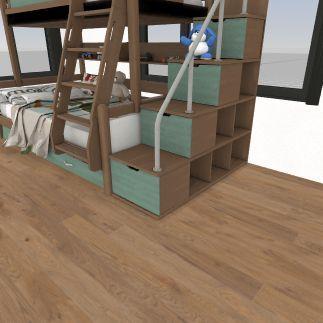 xanders-room Interior Design Render