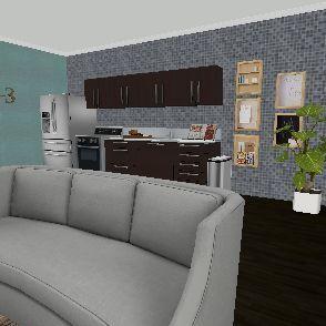 Home5 Interior Design Render