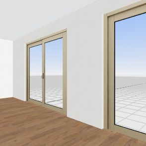 Living room  Interior Design Render
