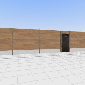 Cierre Frontal Interior Design Render